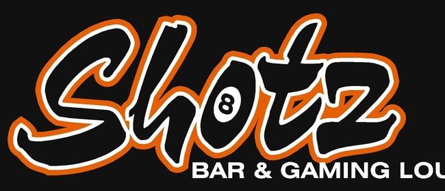 Shotz Bar and Gaming Lounge