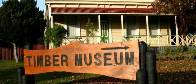 The Timber Museum Of New Zealand
