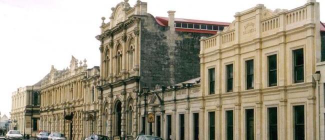 Harbour & Tyne Historic Precinct