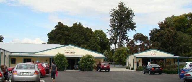 Silky Oak Chocolate Museum